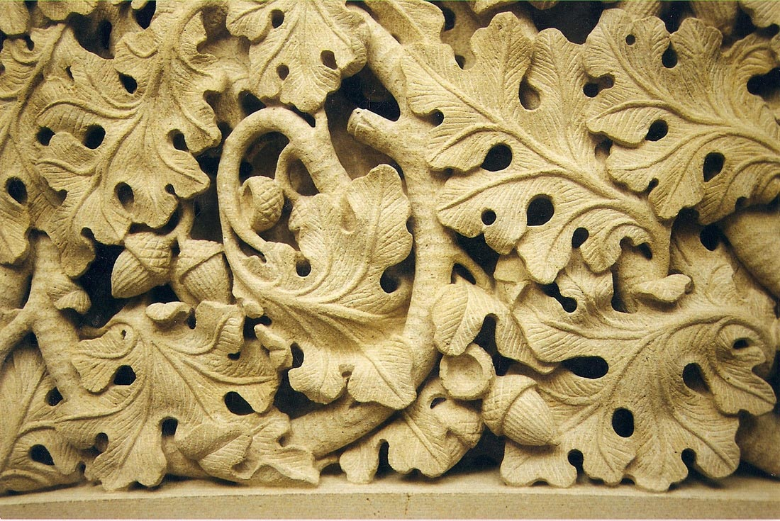 Nicholas fairplay master stone carver